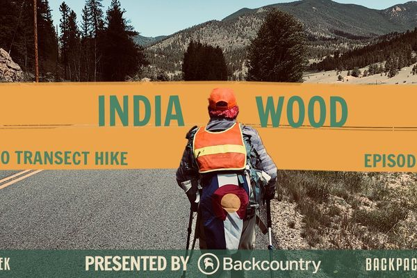 Backpacker Radio 84 | India Wood on her Transect Hike of Colorado