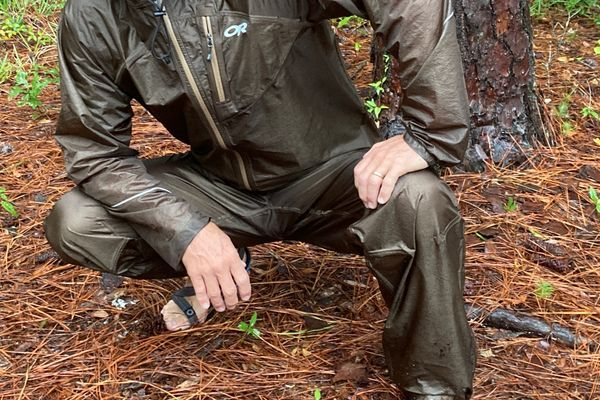 Outdoor Research Helium Rain Jacket and Pants Review