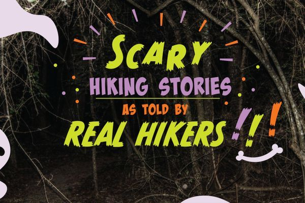 Trek Readers Share Their Best Spooky Hiking Stories