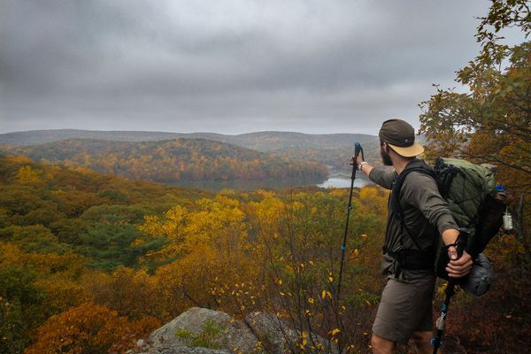 Don't Sleep on New York: A Peak Fall Season AT Section Hike