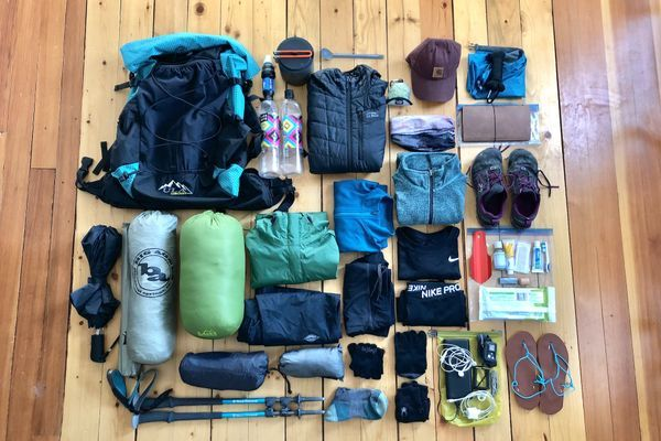 Just Your Typical Appalachian Trail Gear List