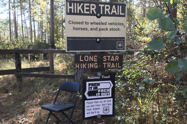 5 Things You Should Know About the Lone Star Hiking Trail