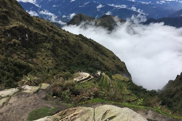 El Camino Inca: 20 Miles Through the Andes to Machu Picchu