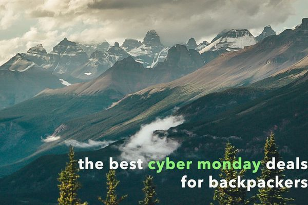 The Best Cyber Monday (and Week) Deals for Backpackers and Hikers