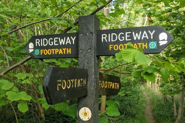 A Trio of English Walks: Part 1 – The Ridgeway