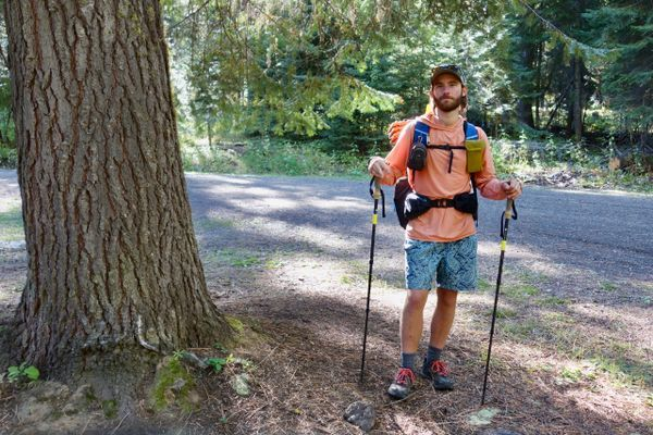 Gossamer Gear LT5 Carbon Trekking Poles Review