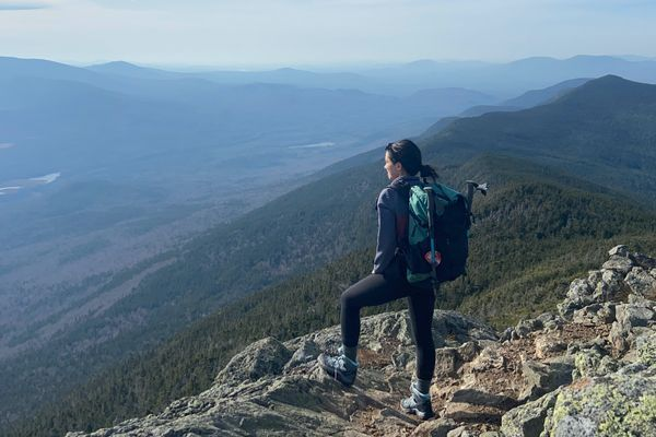 Day Hiking – Staying Sane in Maine