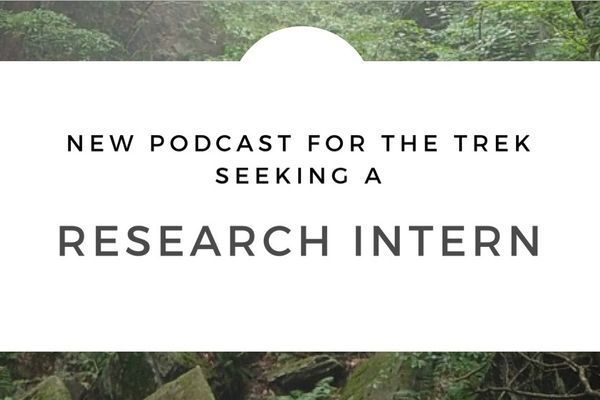 New Podcast Seeking Research Intern