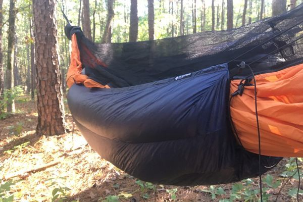 Enlightened Equipment Uprising Hammock Underquilt Review