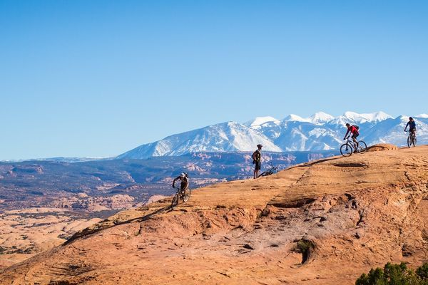 Senate Considers Bill Ending Ban on Mountain Bikes in Wilderness Areas