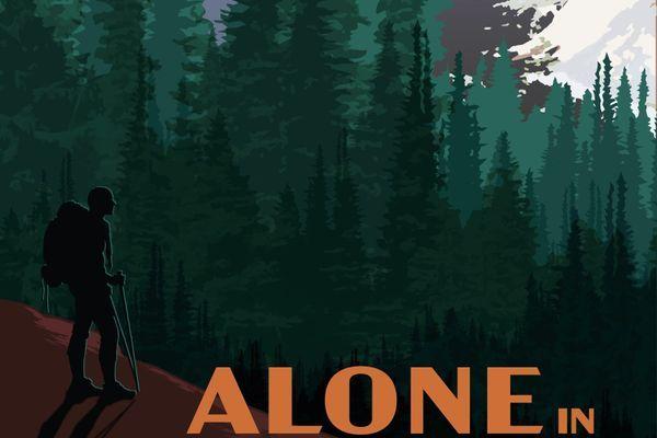 """Excerpt from """"Alone in Wonderland"""": a Wonderland Trail Thru-Hike Memoir"""