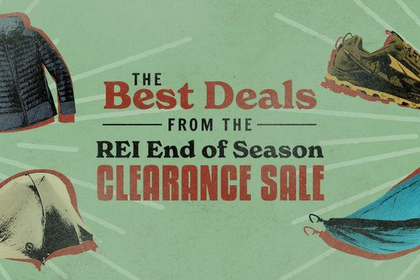 Best Hiking and Camping Gear Deals from the REI End of Season Clearance Sale