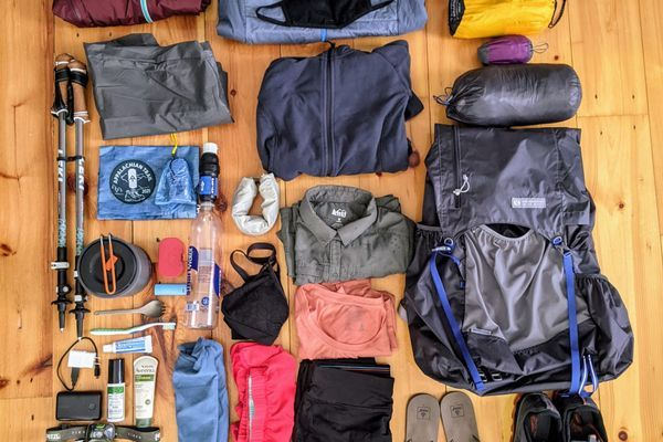 2021 NOBO AT Thru-Hiker's Gear List