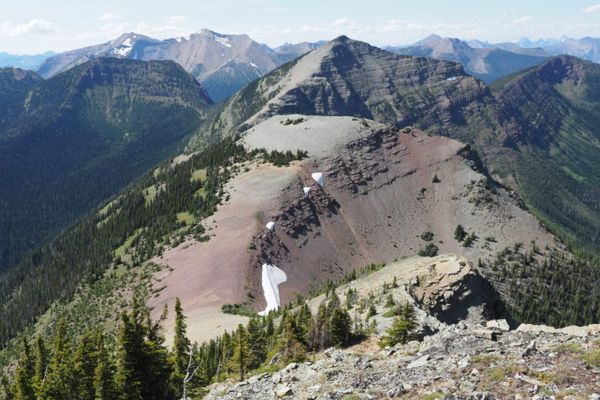 An Old Fashioned Beatdown: An Early Aged Senior Takes on the Great Divide Trail