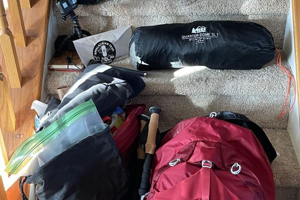 Appalachian Trail Gear Review for 2021 Thru-hike