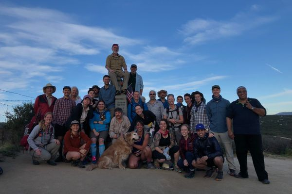 Scout and Frodo will not host PCT hikers in San Diego in 2021