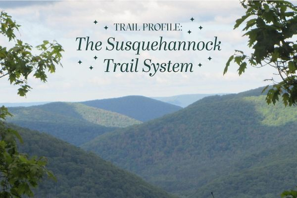 Trail Profile: Backpacking PA's Susquehannock Trail System