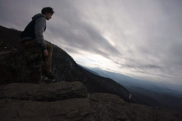 How 2 months without walking mentally prepared me for the Appalachian Trail