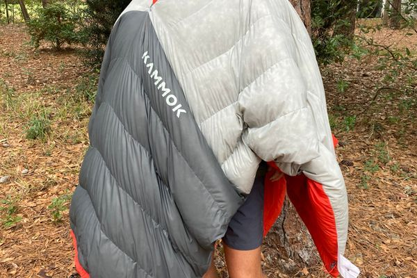 Kammok Arctos 20 Ultralight Down Trail Quilt Review
