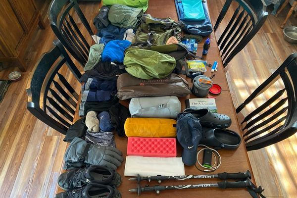 Three Weeks Out: My 2021 AT Thru-Hike Gear List