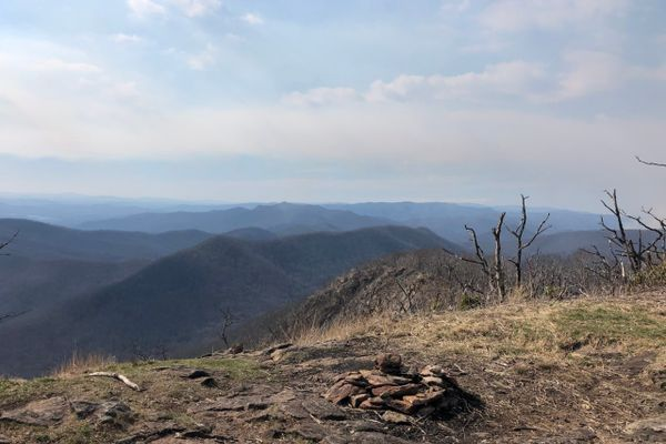 Days 4 through 8 on the Appalachian Trail