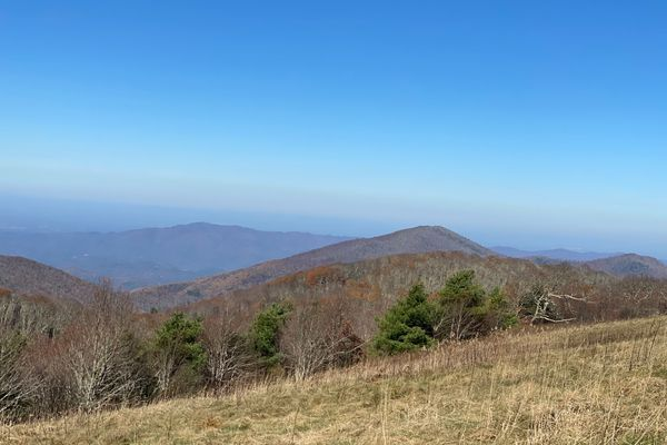 My Appalachian Thru-Hike:  A Search for Home