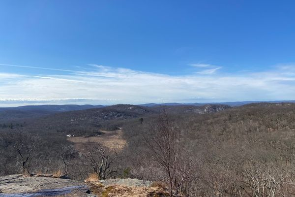 Two-Day AT Training Hike in Harriman State Park