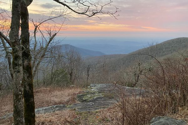 Early Emotions on the Appalachian Trail