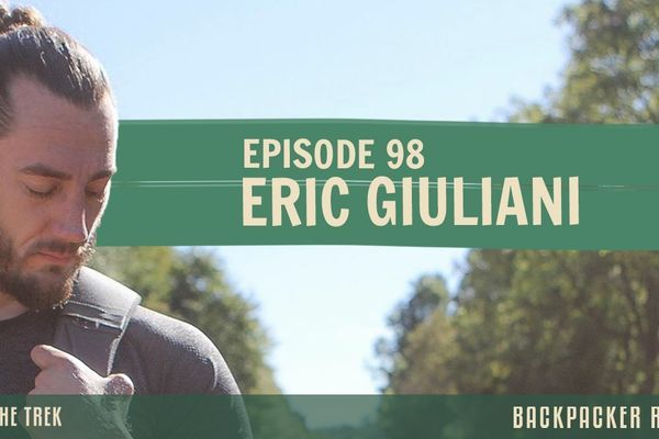 Backpacker Radio 98 | Eric Giuliani on Traveling 70,000 Miles Around the World on a Shoestring Budget