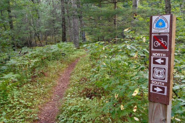 North Country Trail Connects to AT, Makes Major Reroute in Minnesota