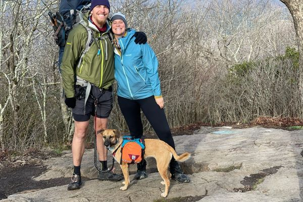 Springer Mountain to Neels Gap…and a Lil More