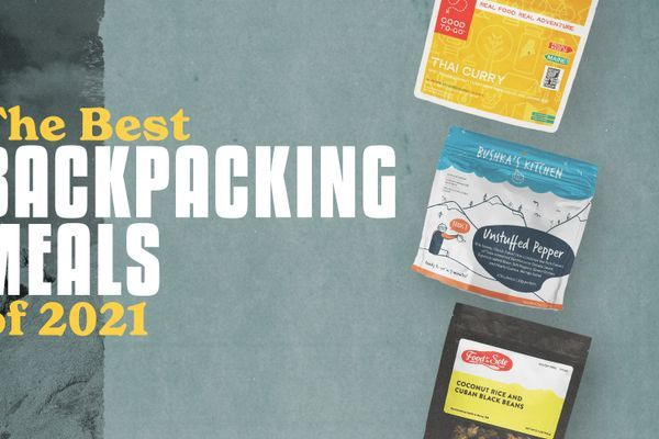 The Best Backpacking Meals of 2021