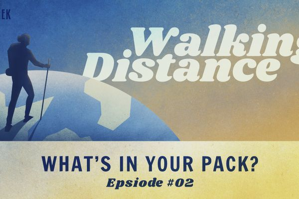 "Walking Distance #02 | ""What's in your Pack?"" ft. Alan Dixon & Kelly Floro"