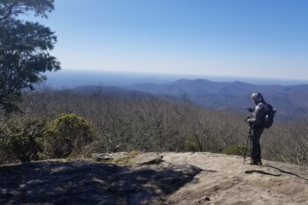 Days 4-6: Action Packed and Meeting a Hiking Legend
