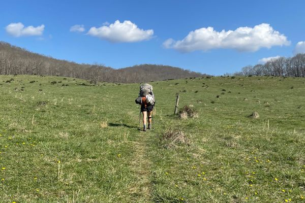 Days 40 through 45 on the Appalachian Trail
