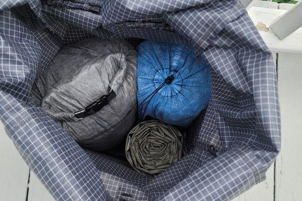 Frameless Packs – Fitting and Packing