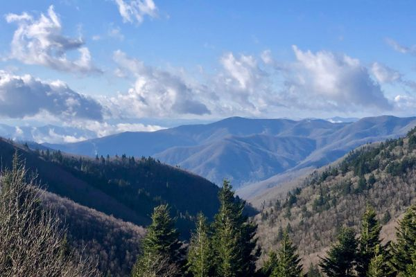 The One with the Smokies [AT Mile 165.9-239.1]