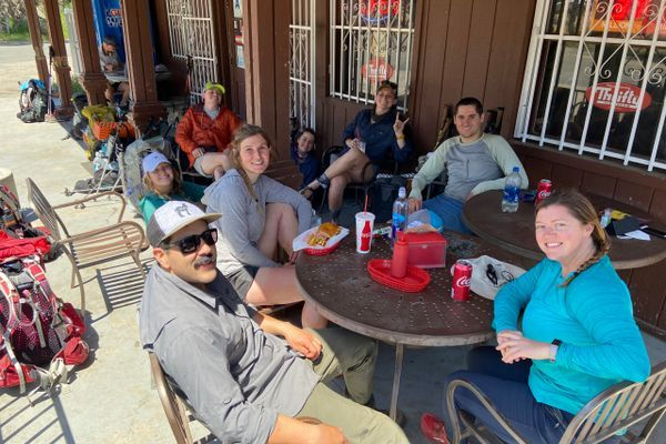We're In This Together (Days 1-4, Campo to Mt Laguna)