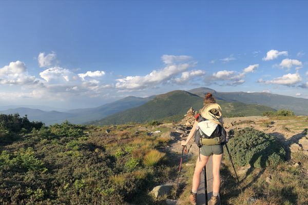 Hiking with Your Brain: Pre-Trail Anxiety and Post-Trail Depression