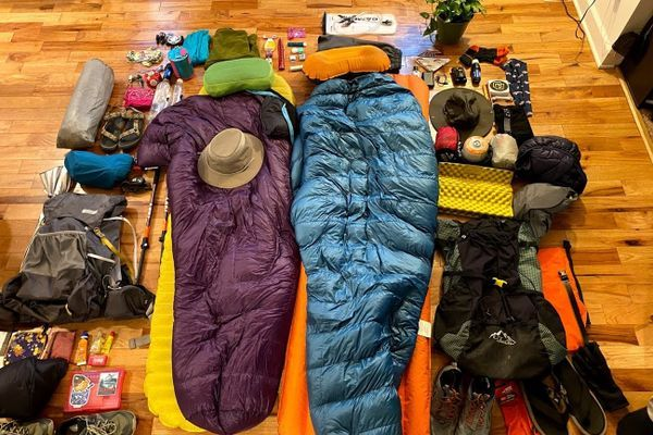 A Gear Gander for the CDT