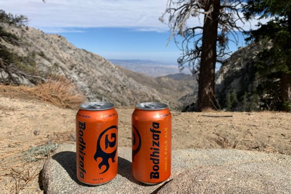 A Tale of Two Beers on the PCT
