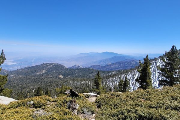 San Jacinto – The First Mountain Range on the PCT – Day 7-10