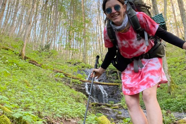 Why I Ditched My Trail Runners for Sandals