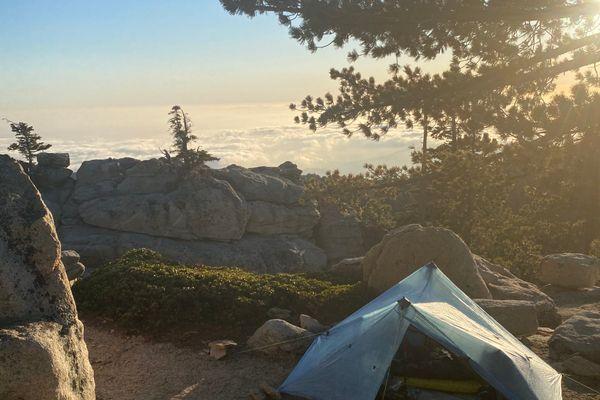 My Thru Hiking Fantasy vs Reality