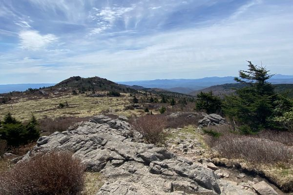 The Grayson Highlands: AT Days 35-38