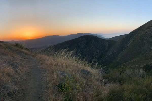 The Week of Luxuries: Big Bear to Wrightwood on the PCT