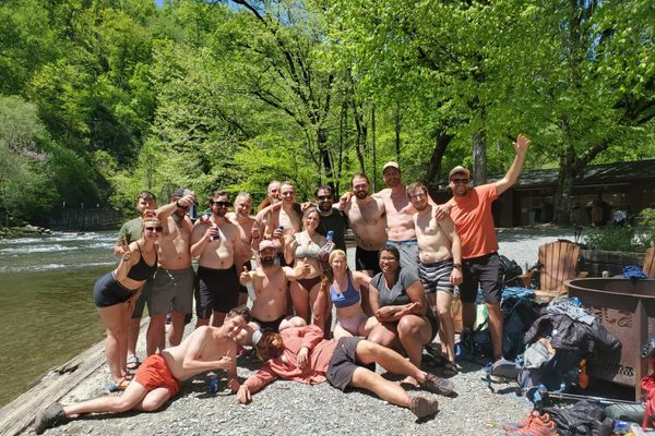 One Month In – GA/NC/TN & TrailDays
