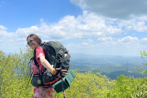 Transforming my Thru-hiking Pack for Summer