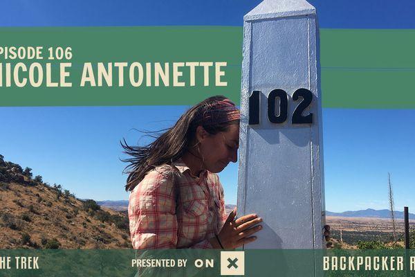 Backpacker Radio 106 | Nicole Antoinette