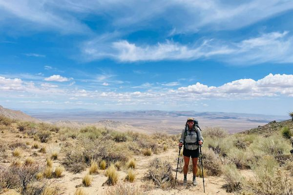 Done with the Desert(!!): Hiker Town to Kennedy Meadows on the PCT